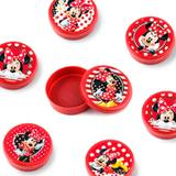 Lembrancinha Mini Latinha Minnie Vermelha 10 unidades - Festabox