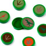 Lembrancinha Mini Latinha Mundo dos Dinossauros 10 unidades - Festabox