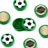 Lembrancinha Mini Latinha Personalizada Futebol 10 unidades - Festabox