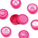 Lembrancinha Mini Latinha Princesa Vintage 10 unidades - Festabox