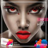 Lente de contato colorida Solflex Color hype - Solotica
