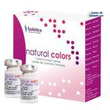Lentes de Contato Coloridas Natural Colors Sem Grau - Solótica