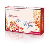 Lentes de contato ellegant mensal - Natural vision
