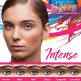Lentes de Contato Magic Top Intense sem grau - Pharmalens