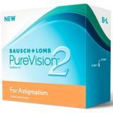 Lentes de Contato Purevision 2 Torica Para Astigmatismo - Bausch  lomb