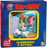 Lenticular 3D licenciados: Tom and Jerry - quebrando a rotina