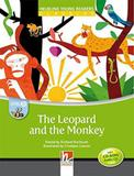 Leopard and the monkey, the - with cd-rom and audio cd - level b - Helbling languages