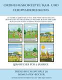 Lernbücher für 5-Jährige (Ordnungskonzepte - Arts and crafts for kids ltd