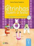 Letrinhas fazem a festa, as - linguagem e sociedade vol 1 -edição 2017 - Ed. do brasil