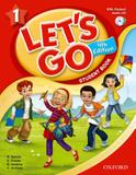 Lets go 1 sb with cd pack - 4th edition - Oxford university