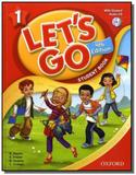 Lets go 1: student book with audio cd - Oxford