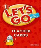 Lets Go 1 - Teachers Cards - 04 Ed - Oxford