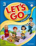 Lets go 3 - students book with audio cd - fourth edition - Oxford university press do brasil