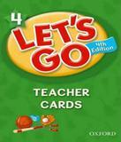 Lets Go 4 - Teachers Cards - 04 Ed - Oxford