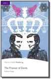 Level 5: the prisoner of zenda book and mp3 pack - Pearson