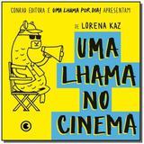 Lhama no cinema, uma - Conrad