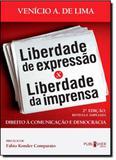 Liberdade de Expressão X Liberdade de Imprensa - Publisher brasil editora