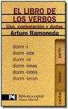 Libro de los verbos, el - Anaya