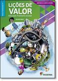 Lições de Valor: Educação Financeira Escolar - Volume Único - Moderna (didaticos)