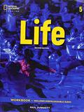 Life 5 wb with audio - american - 2nd ed. - Cengage