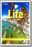 Life  BrE  2nd ed  PreIntermediate  Teachers Book + Audio CD + DVD ROM - National geographic learning