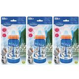 Lillo 303221 Disney Colors Copo Frozen Olaf Azul 300ml (Kit C/03)
