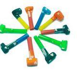 Língua De Sogra Brinquedo Sortidos Pacote Com 12 Unidades - Brbrinq