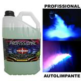 Líquido Fluído Profissional Especial Galão Máquina Fumaça 5L - Laser led