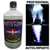 Líquido Fluído Profissional Especial para Máquina Fumaça 1L - Laser led