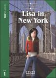 Lisa in new york - student's book + cd - Mm readers