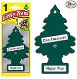 Little trees aromatizante automotivo royal pine 1un - Hecho