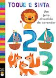 Livro - 1 2 3 : Toque e sinta