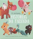Livro - 10 incríveis histórias da fazenda