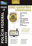 Livro - 1001 questões Polícia Federal