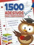 Livro - 1500 adesivos - Colabore com o aprendizado de seus alunos Inglês