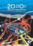 Livro - 20.000 Léguas Submarinas em Quadrinhos