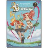 Livro - 20 Deuses - Vol. I - Jambo