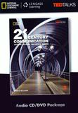 Livro - 21st Century Communication 2: Listening, Speaking and Critical Thinking - Audio CD/DVD