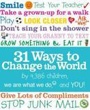 Livro - 31 Ways To Change The World - Pba - penguin books (usa)