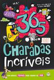 Livro - 365 charadas incríveis