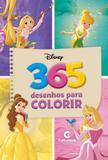 Livro - 365 desenhos Disney meninas