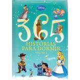 Livro 365 Historias para Dormir VOL 1 Disney DCL