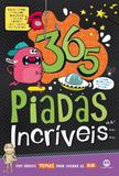 Livro - 365 piadas incríveis