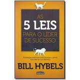 Livro - 5 Leis Para O Lider De Sucesso, As - Portico