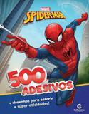Livro - 500 Adesivos Marvel Homem Aranha