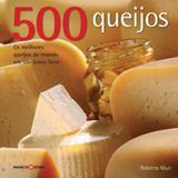 Livro - 500 queijos