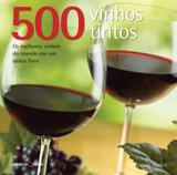 Livro - 500 vinhos tintos