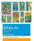 Livro - A Biblia do Tarô