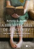 Livro - A bibliotecária de Auschwitz