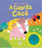 Livro - A cabrita Cacá